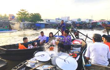 Viajes Culturales de Hanoi a Delta del Mekong en 14 días