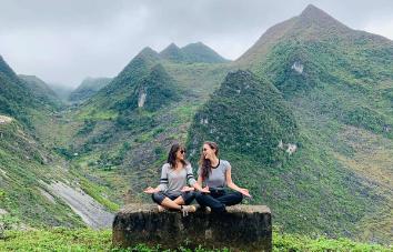 Viajes trekking a Vietnam 16 Días y Cruzero 5 * En Bahía Ha Long