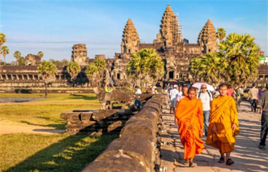 Excursión a Vietnam y Camboya desde Hanoi - 14 días