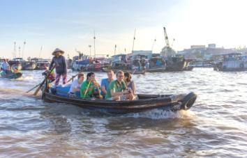 Viajes en familia por Vietnam y Camboya - 15 días