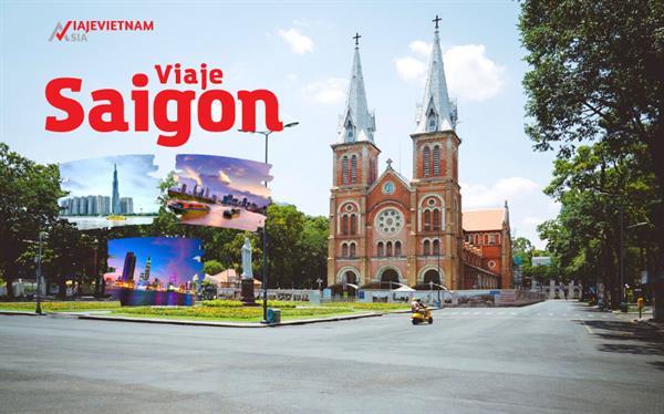 Viaje a Saigón (Ciudad de Ho Chi Minh)
