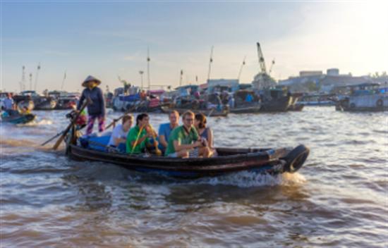 Viaje a Vietnam y Camboya de Ho Chi Minh a Siem Reap - 12 días
