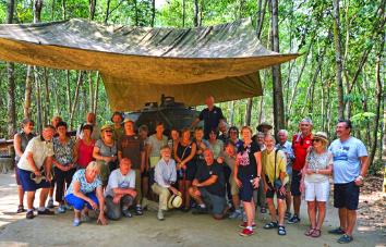 Ruta por Vietnam, Laos y Camboya en 16 días