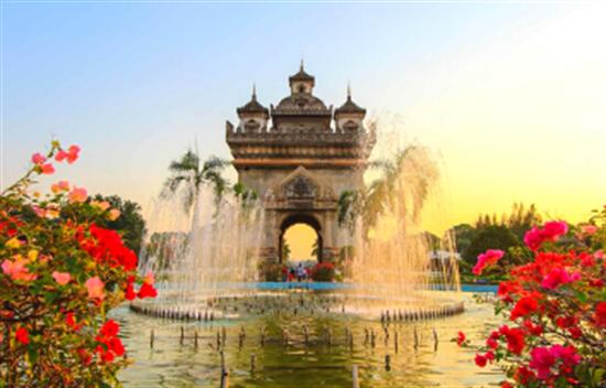 Maravilloso vacaciones en Vietnam y Laos - 16 días cover