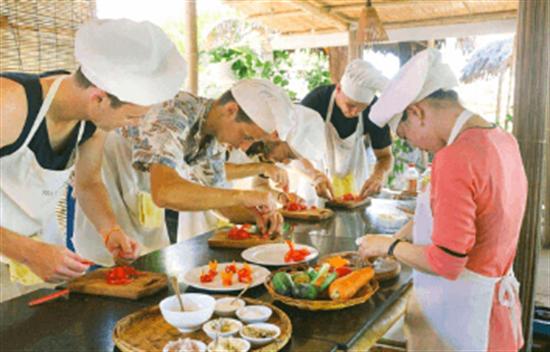 Tour clase de cocina de medio día en Hoi An