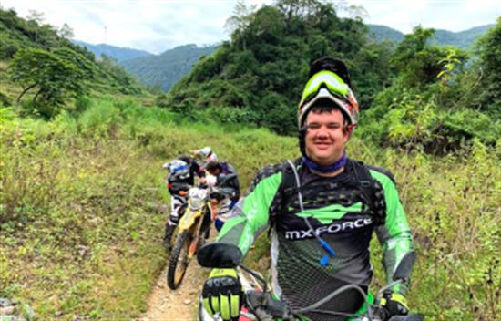 Excursiones Sapa en moto a Lao Cai y los mercados étnicos - 2 días cover