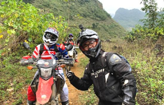 Excursiones Sapa en moto al mercado de Bac Ha y el districto Si Ma Cai - 2 días cover
