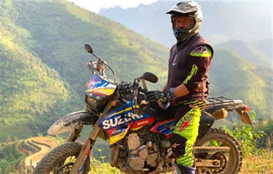 Recorridos en moto por Sapa y los alrededores - 2 días cover