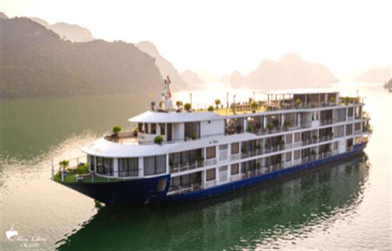 Crucero Mon Chéri 2 días 1 noche en la Bahía de Halong