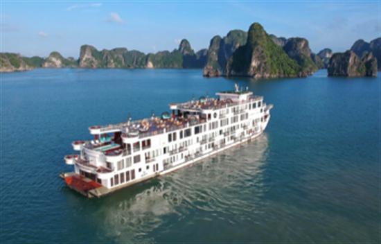 President Cruises Halong - 2 días 1 noche cover