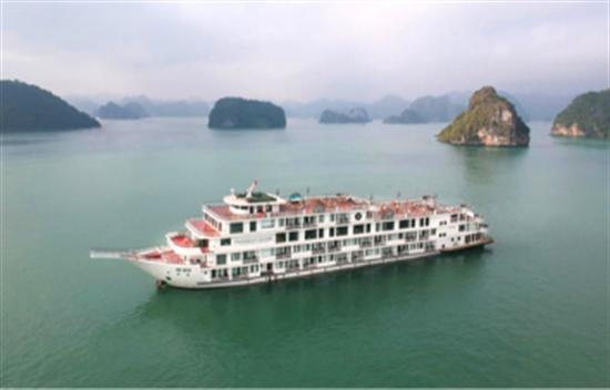 President Cruises Halong - 3 días 2 noches cover