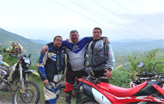 Tour Vietnam en moto de Hanoi a Nghia Lo - 5 días cover