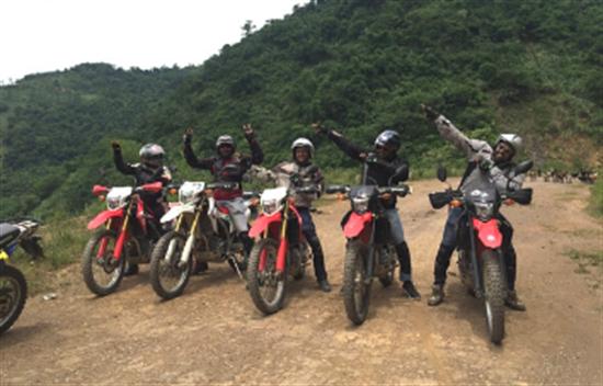 Tour en moto de Hanoi a Nha Trang por el sendero Ho Chi Minh - 10 días cover