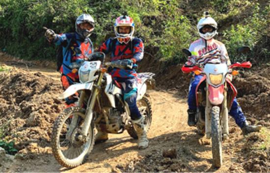 Tour en moto de Hanoi a Hoi An por el sendero Ho Chi Minh - 7 días cover