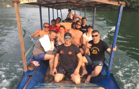 Excursión en moto al norte de Vietnam - 11 días cover