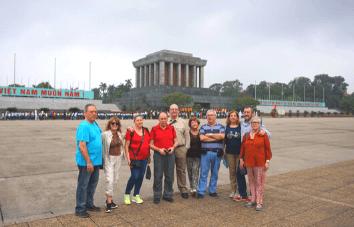 Tour de Casco Antiguo de Hanói en 1 día