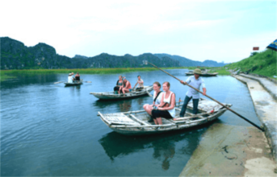 Excursiones Hanoi a la reserva natural de Van Long cover