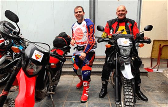 Excursiones Hanoi en moto de medio día cover