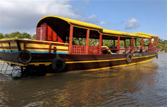 Excursión Delta Del Mekong 1 día en Crucero Apricot cover