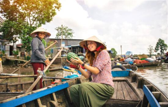 Excursión delta del Mekong en 2 días cover