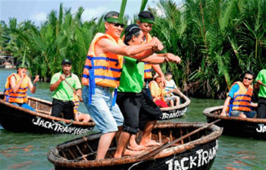 Excursión a la aldea de Cam Thanh en Hoi An 1 día cover
