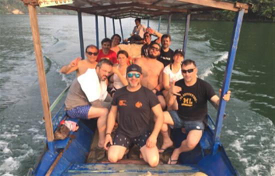 Viaje en bicicleta de Hanoi a la Bahía de Halong - 15 días