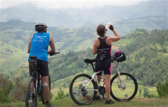 Rutas Vietnam en bicicleta desde Hanoi hasta Cao Bang - 10 días