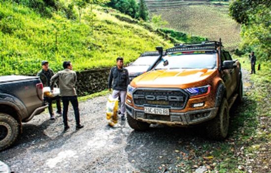 Vietnam 4x4WD Tour al noroeste de Vietnam en 8 días
