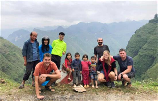 Tour trekking Ha Giang en las montañas rocosas - 7 días cover