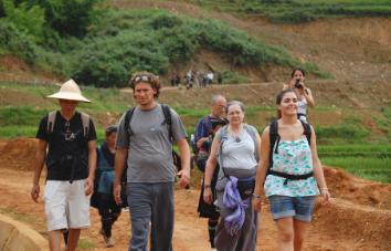 Tour trekking a pueblos tribales en Sapa Vietnam - 8 días