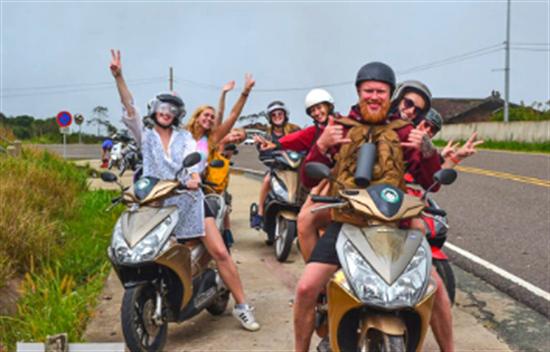 Hoi An en moto 1 día cover