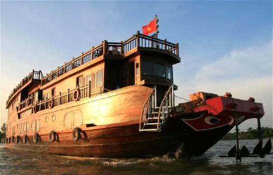 Crucero Mekong Eyes Classic de 2 días cover