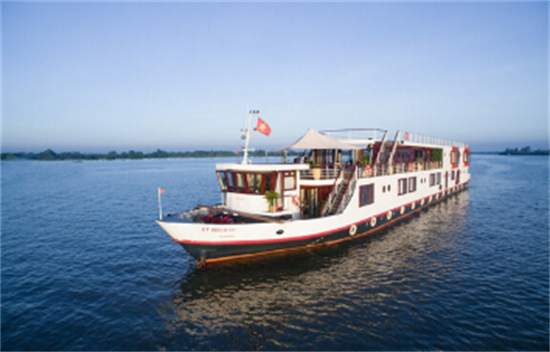 Crucero Mekong Eyes Explorer de 4 días cover