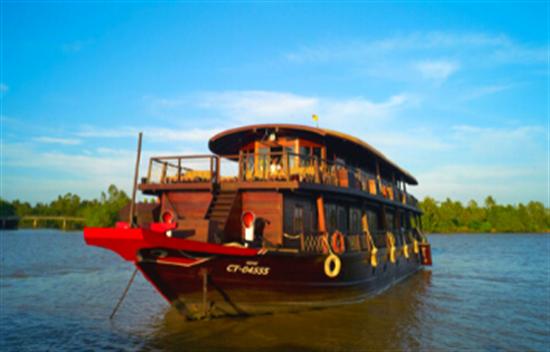 Excursión Delta Del Mekong en Crucero Bassac 2 días cover