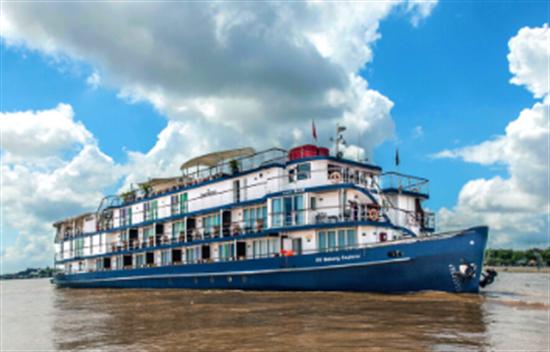 Crucero Heritage Line Jayavarman de 4 días cover