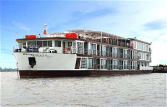 Crucero RV Mekong Prestige de 8 días cover