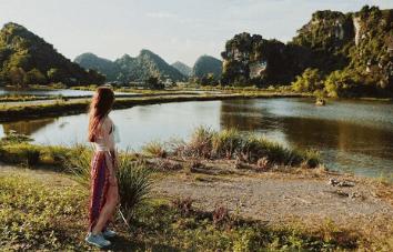 La Reserva Natural de Van Long tour de día completo