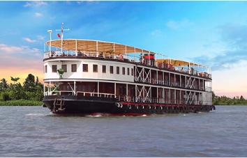 Crucero Pandaw en la Bahía de Halong y el río Rojo - 11 días