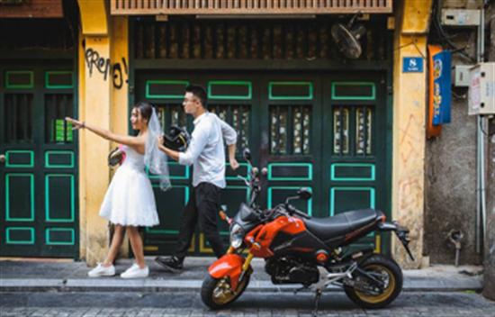 Viajes de novios de Hanoi a Ho Chi Minh - 9 días cover