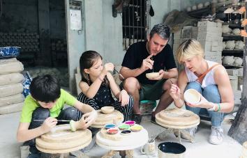 Viaje de familia a pueblos tribales al Norte de Vietnam - 6 días