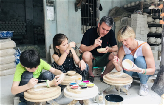 Viaje de familia a pueblos tribales al Norte de Vietnam - 6 días cover