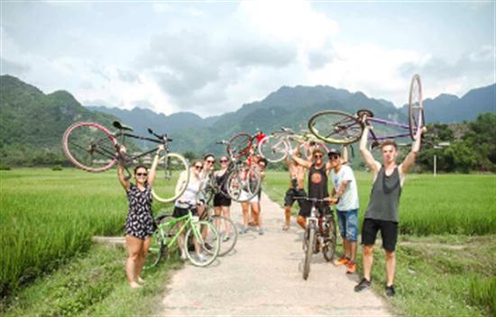 Tour en bicicleta por Mai Chau y Pu Luong - 3 días