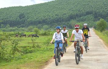 Tour en bicicleta por Mai Chau - Cuc Phuong - Pu Luong en 6 días