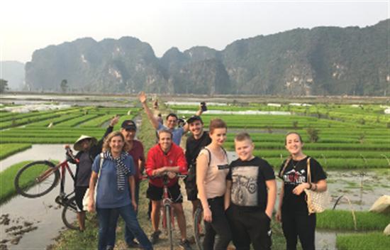 Viaje Vietnam por el Norte en bicicleta de Hanoi a Halong - 10 días