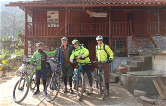 Rutas Vietnam por el Norte en bicicleta de Hanoi a Lao Cai - 12 días