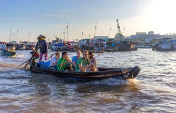 Viaje de lujo a Vietnam y Camboya en 14 días