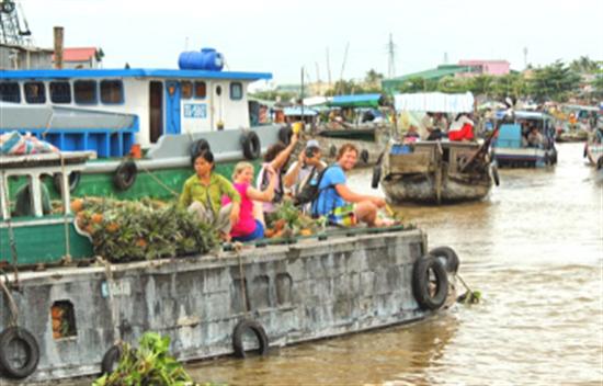 Delta Del Mekong en 2 días: Can Tho - Vinh Long - Tien Giang