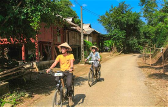 Tour en bicicleta por Hanoi - Ngoc Son - Pu Luong en 2 días