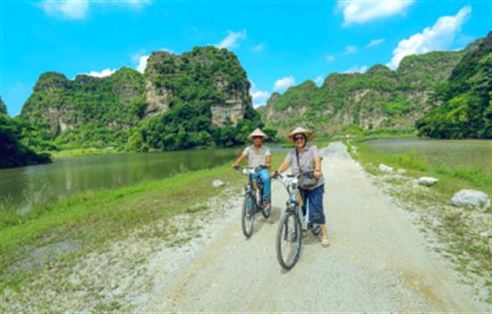 Viaje en bicicleta por Hanoi – Tam Coc – Trang An en 2 días