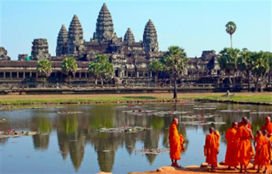 Ruta por Vietnam y Camboya vía Delta Del Mekong - 8 días